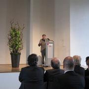 Ausstellungseröffnung: Marian Turski, ehemaliger Zwangsarbeiter, erinnert sich