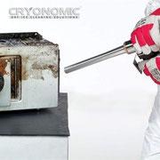 Cryonomic Trockeneisstrahlen