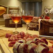 dégustation vins gite Pays Cathare Gites de France dans l'Aude à Montbrun des Corbieres