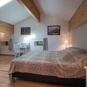 Gites Pays Cathare loubatous à Castelnaudary la chambre