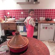 cuisine gite Pays Cathare Gites de France dans l'Aude à Fraissé des Corbières, Aude