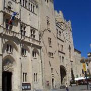 palais des évêques à Narbonne