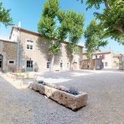 Domaine Paul Huc gite Pays Cathare Gites de France dans l'Aude à Fabrezan en Corbières
