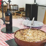 Gites Pays Cathare loubatous à Castelnaudary le cassoulet de Castelnaudary