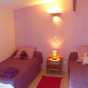chambre gite pays cathare dans l'Aude à Rouffiac dans les Corbières, label Gites de France