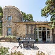 gite Le Moulin au Domaine de Saint Jacques d'Albas à Laure Minervois dans l'Aude