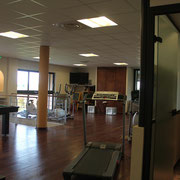 Salle de sport gite pays cathare à Raissac d'Aude