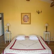 chambre gite Pays Cathare Gites de France dans l'Aude à Cascastel en corbières