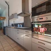 Gites Pays Cathare loubatous à Castelnaudary la cuisine