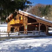 gite en hivers gite pays cathare gites de france dans l'aude à Roquefeuil