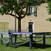 gîte  pays cathare En Payan à Saint-Martin-Lalande 3 épis gites de france le jardin