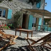 gite Pays Cathare Gites de France dans l'Aude à Montgaillard en Haute Corbières