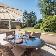 Gites Pays Cathare loubatous à Castelnaudary la terrasse