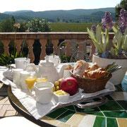 Chambres d'hotes pays cathare dans l'Aude à Bizanet