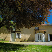 jardin gite pays cathare dans l'Aude label clevacances à plaigne