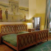 chambre gite pays cathare Clevacances à Plaigne Château la Commanderie dans l'Aude