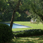 piscine Gite Pays Cathare Gites de France dans l'Aude à Montlaur en Carcassonnais