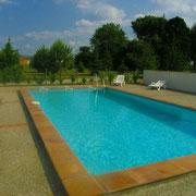 piscine gite Pays Cathare Gites de France dans l'Aude à Cavanac