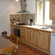 cuisine gite gite Pays Cathare Gites de France dans l'Aude à Caunette sur Lauquet
