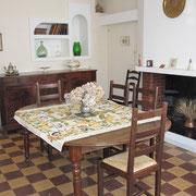 séjour cuisine gite Pays Cathare Gites de France dans l'Aude à Durban Corbières