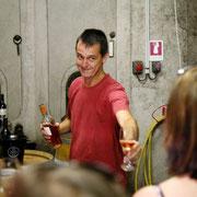 dégustation gite Pays Cathare Gites de France dans l'Aude à Castelnau d'Aude