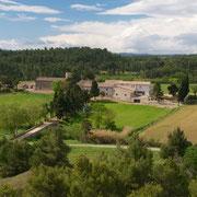 domaine gite les Iris au Domaine viticole Saint Jacques d'Albas à Laure Minervois dans l'Aude