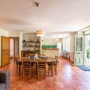 Séjour cuisine domaine gite les Iris au Domaine viticole Saint Jacques d'Albas à Laure Minervois dans l'Aude