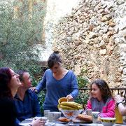 séjour en gite gite Pays Cathare Gites de France dans l'Aude à Caunes Minervois