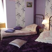 chambres d'hotes Pays cathare dans l'Aude à Comus chambre paradis l'oustal de l'annetta a comus