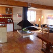 cuisine gite Pays Cathare Gites de France dans l'Aude à Cavanac