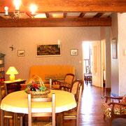 séjour gite dans l'Aude label pays cathare gites de france à Quintillan