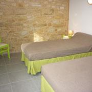 chambre gite dans l'Aude pays cathare gites de france à Véraza avec piscine