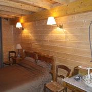 chambre 1 du Pays Cathare Gites de France dans l'Aude aux Brunels