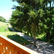 sentier de randonnée gite pays cathare gites de france dans l'aude à Roquefeuil