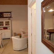 salon Gite  Pays cathare Gites de France à Argeliers dans l'Aude