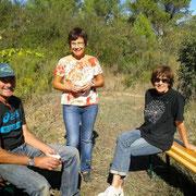 propriétaires vignerons gite Pays Cathare Gites de France dans l'Aude à Ferrals les Corbieres