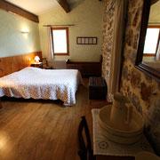 chambre gite Pays Cathare Gites de France dans l'Aude  à Embres et Castelmaure