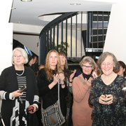 Elvira Mewes, Inka Engmannn, Ingrid Engmann, Christel Bachmann, Melany Reynolds (v.l.n.r.)
