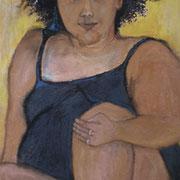Ingrid Engmann . Josina . 2013 . Pastell