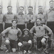 Mannschaft 2 der ersten Fußballabteilung 1912