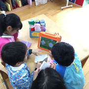 ICTスクールNEL,幼稚園保育園のICTタイム,ICTタイム,プログラミング