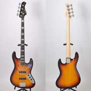 2013 WOODLINE DX 4/E 3 Tone Sunburst -#6/50