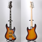 2013 WOODLINE DX 4/E 3 Tone Sunburst -#10/50