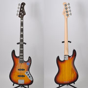 2013 WOODLINE DX 4/E 3 Tone Sunburst -#21/50