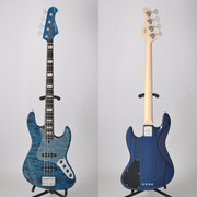 2013 WOODLINE DX AC-LTD 4/E See Through Blue -#37/50