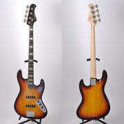 2013 WOODLINE DX 4/E 3 Tone Sunburst -#1/50