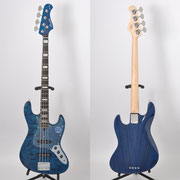 2013 WOODLINE DX 4/E See Through Blue -#22/50