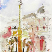 511- La fontaine des 4 sans cul à Chambéry