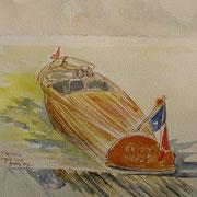 506- et d'un superbe bateau en bois...