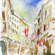 517- La rue Croix d'or